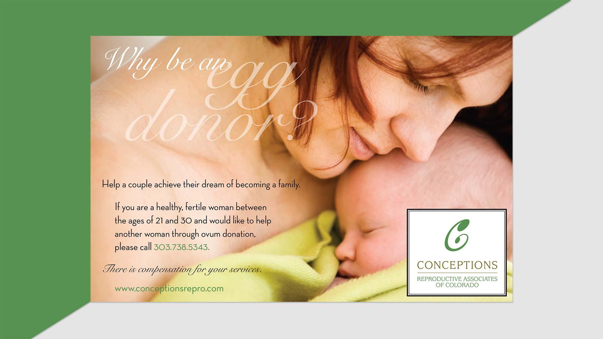 Fertility print design Chicago IL